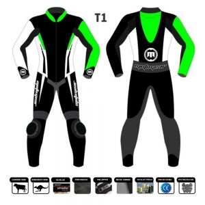 Moto Gear Drag Racing Leather