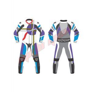 Road Race Leather Suit