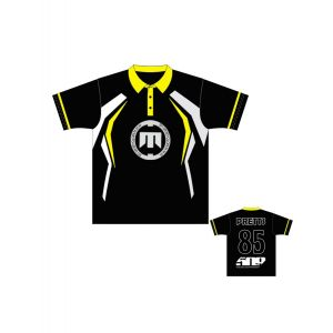 Custom Pit Crew Shirt