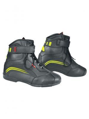 Motorbike Sneaker Short Boot
